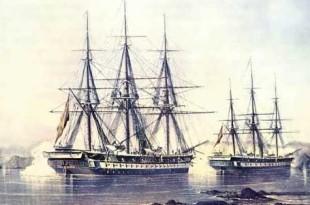 Combate naval de Abato