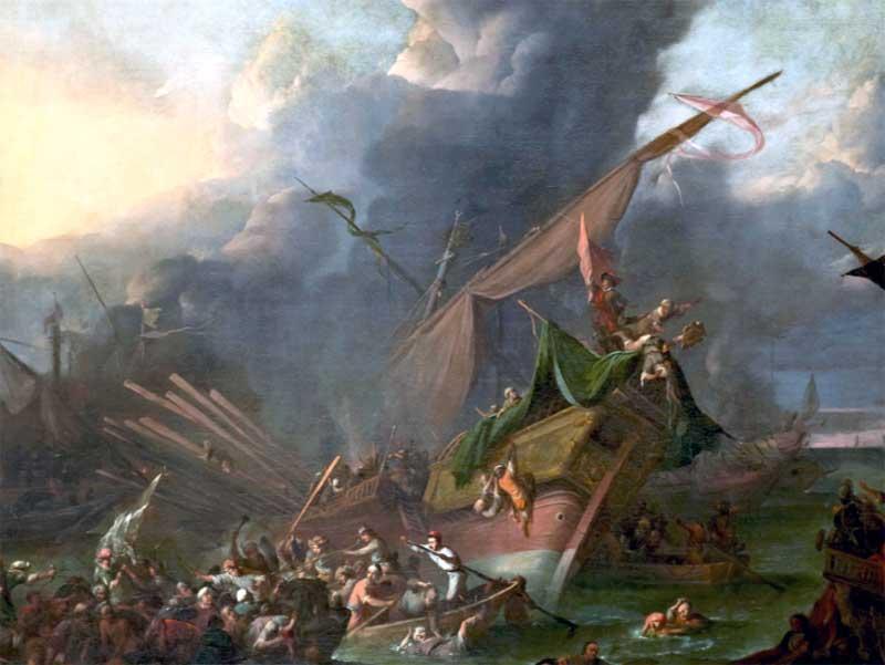 Combate naval de Lepanto