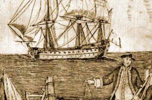 Cómo maniobrar un navío de línea español del siglo XVIII