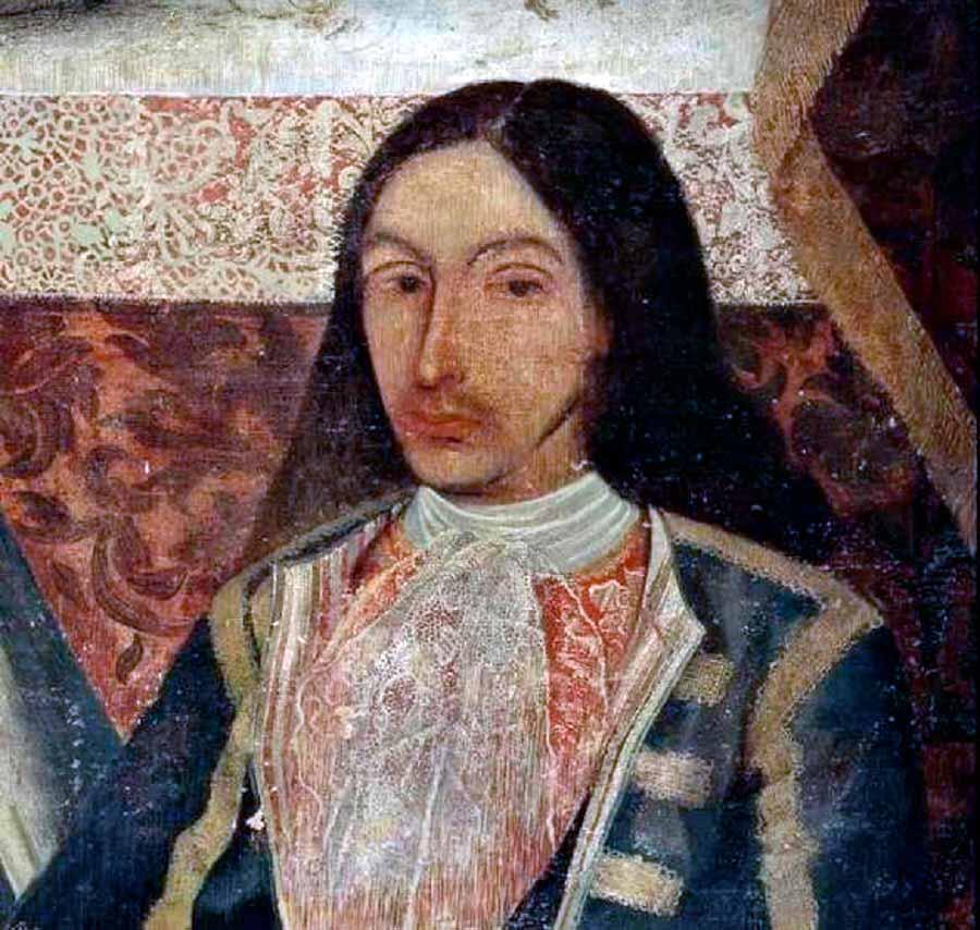 Retrato del corsario Amaro Pargo