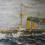 Crucero Almirante Oquendo