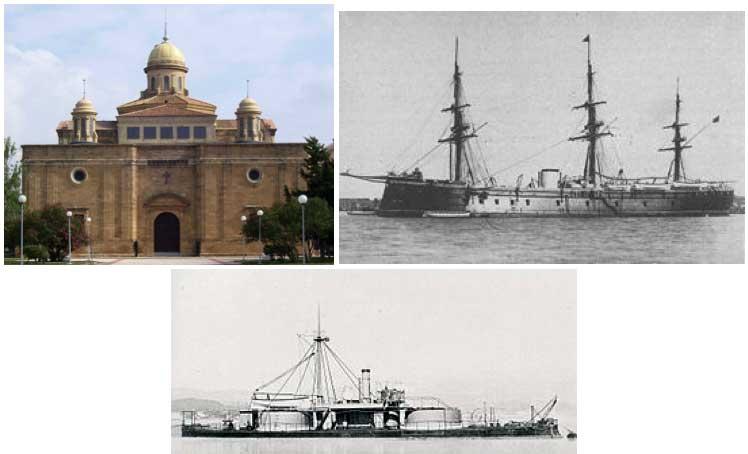 Efeméride naval de noviembre