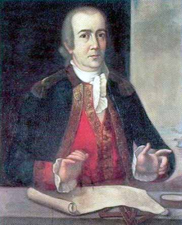 Retrato de Esteban José Martínez Fernández y Martínez de la Sierra.