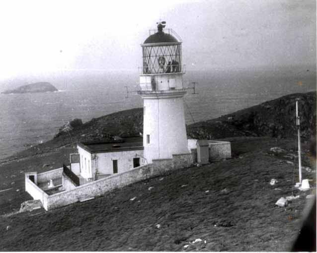 Faro de Eilean Mòr