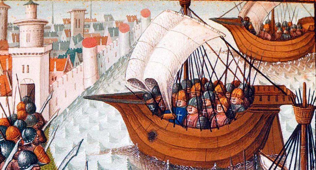 Flota medieval
