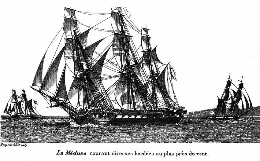 Fragata Méduse