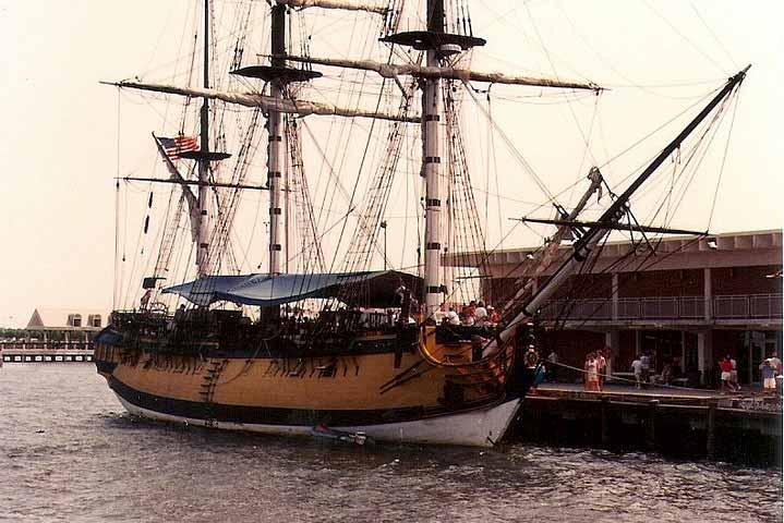 Fragata Rose