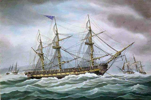 Fragata USS President