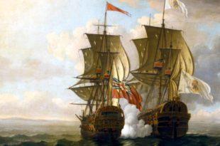 Galeón de Manila del siglo XVIII