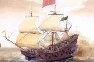 Galeón español