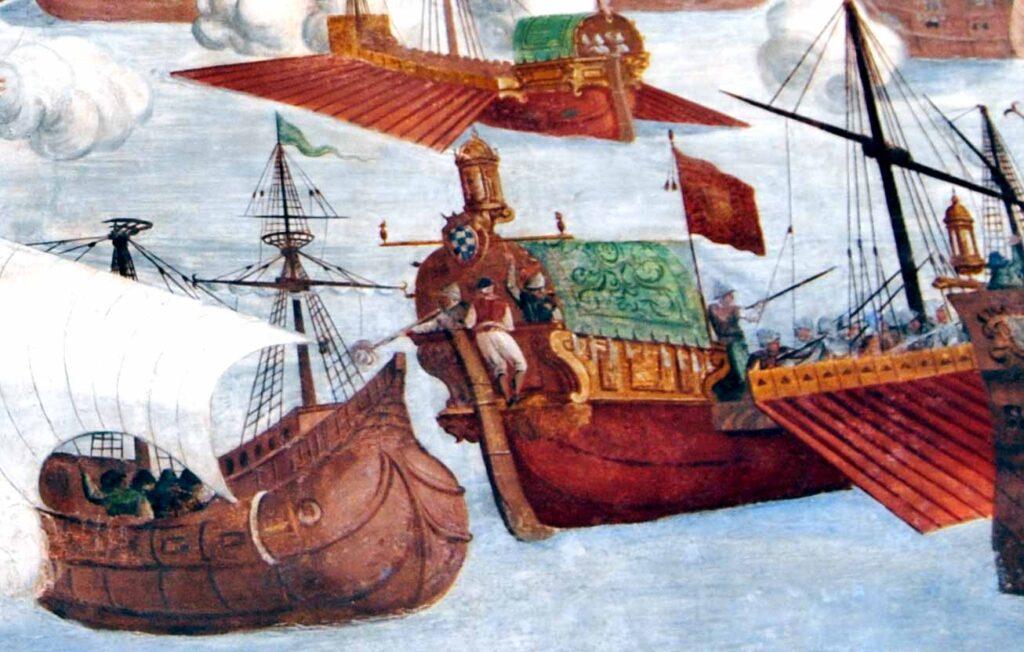 Galera de don Álvaro de Bazán