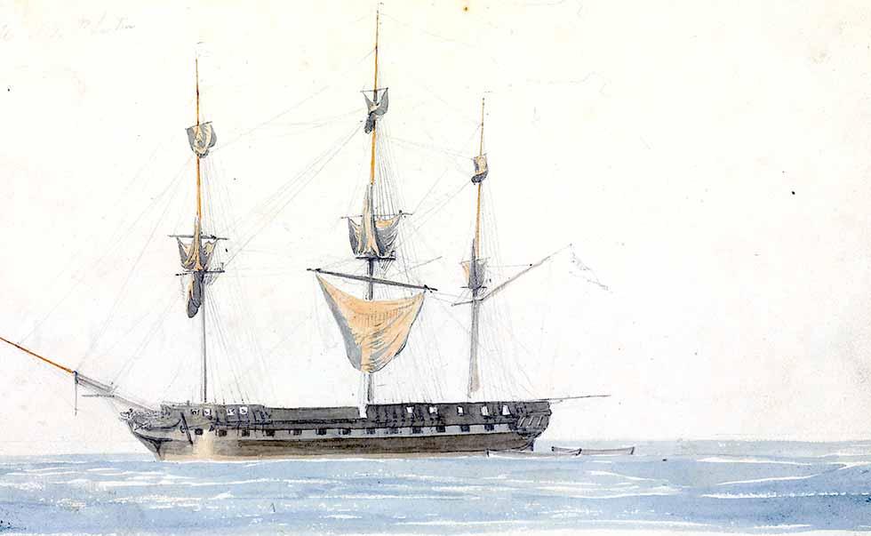 Fragata HMS Phaeton
