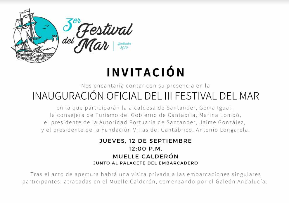 III Festival del Mar de Santander