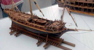 Jabeque español de la Armada española