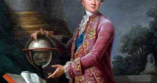 Retrato de Karl Heirich von Nassau-Siegen