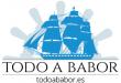 Logotipo de Todo a babor, la web de historia naval más antigua en español. Desde 2003