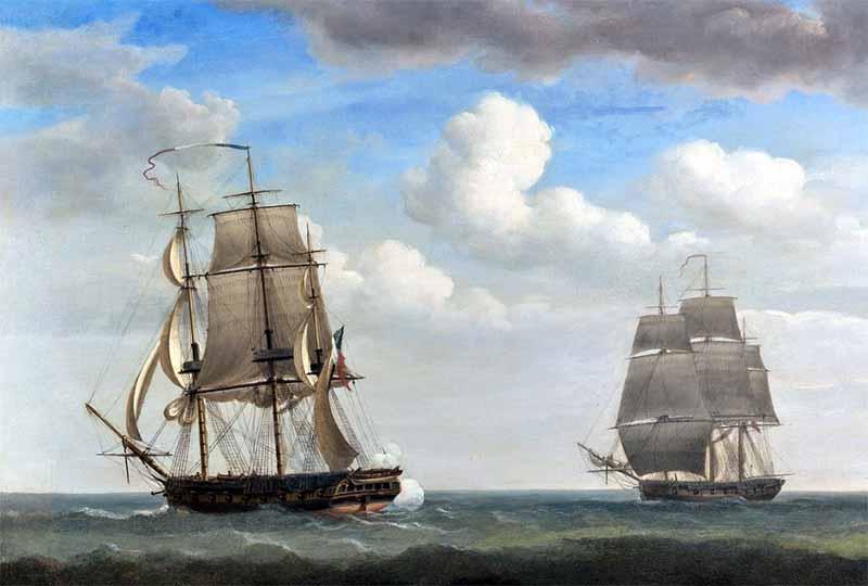 Maniobras de un buque de vela: conceptos básicos | Todo a babor