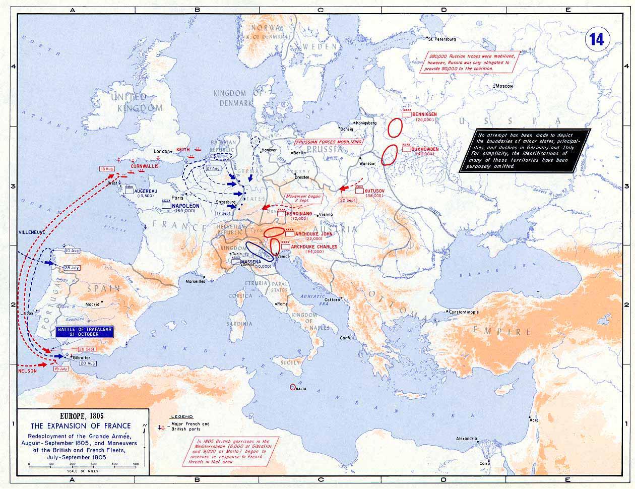 Batalla De Trafalgar Mapa.Por Que Se Perdio La Batalla De Trafalgar Todo A Babor