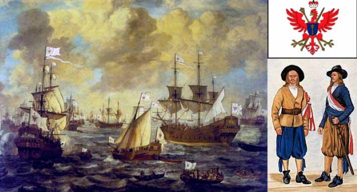 La flota de Brandeburgo