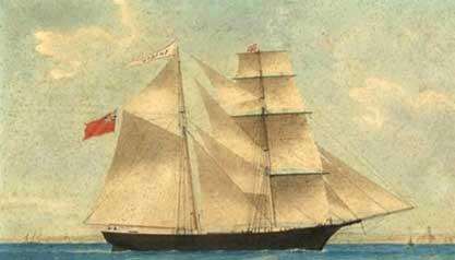 Buque Mary Celeste