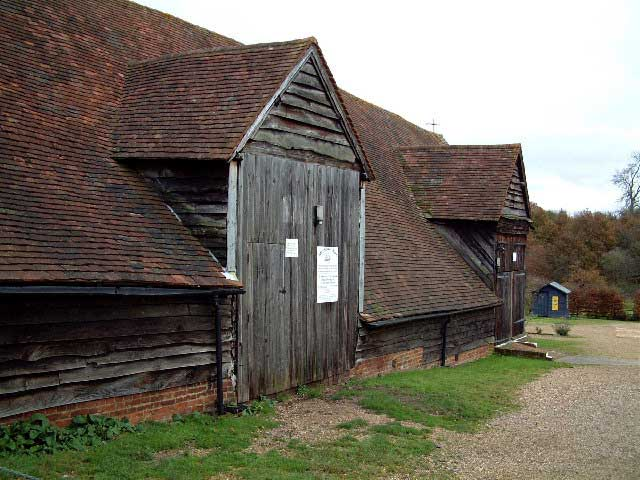 Mayflower Barn