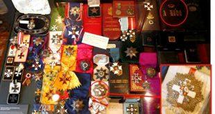 Medallas de Alfred von Tirpitz
