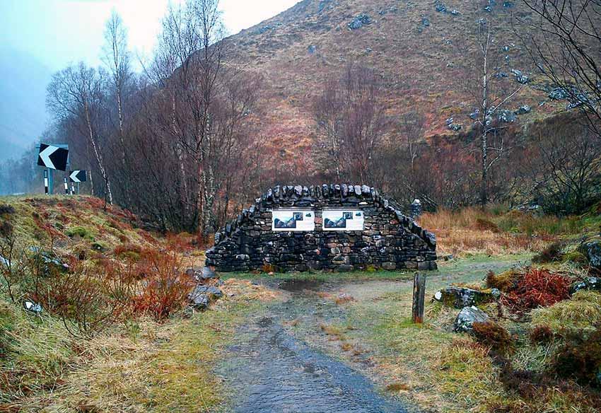 Memorial de la batalla de Glenshiel