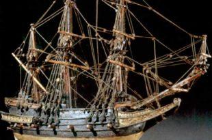 Modelo original de principios del siglo XVII