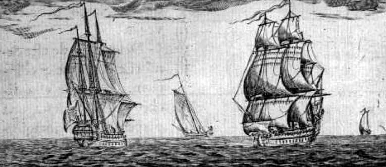 El modo de disponer el aparejo según el viento con que se navegue