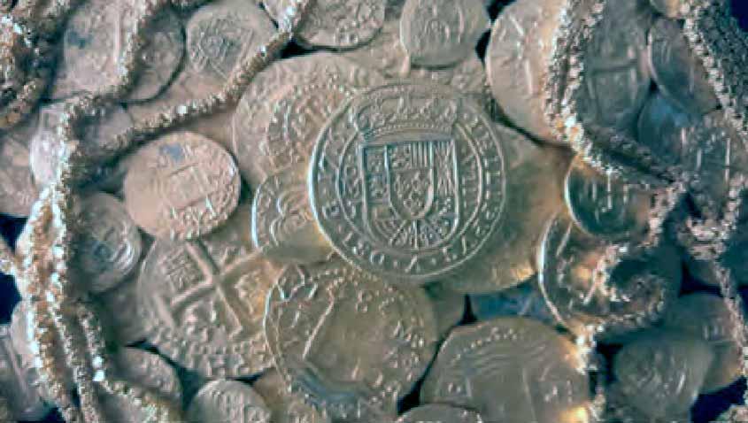Monedas de 1715