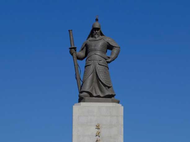 almirante Yi Sun Sin