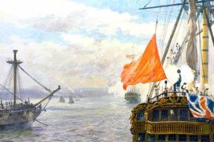 Motines en la Royal Navy