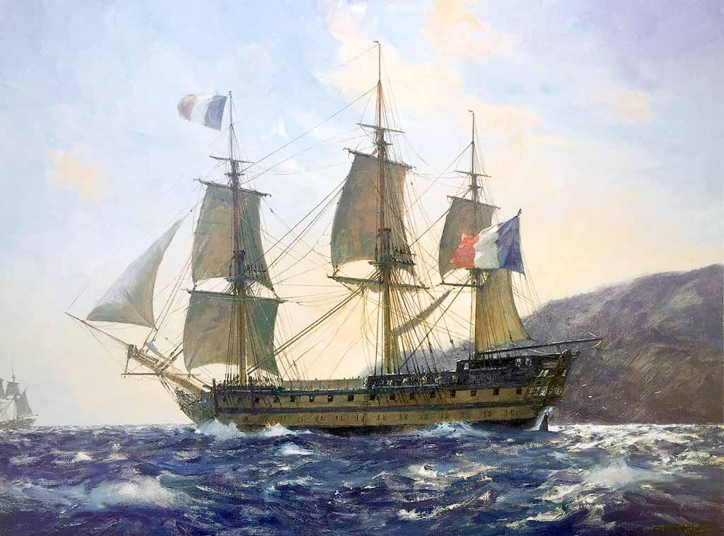 Navío francés Bucentaure