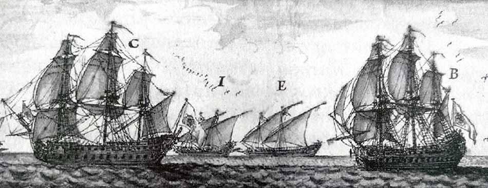 Navío Castilla, primero de su nombre