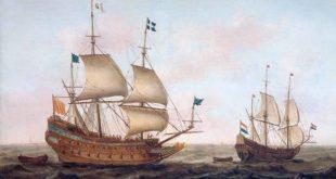 Un buque de guerra francés construido en 1626