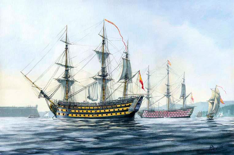navío Purísima Concepción
