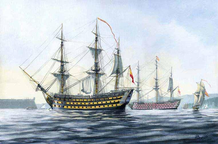 Navío de línea Purísima Concepción