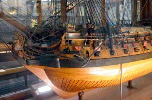 Modelo del navío San Genaro (MNM)