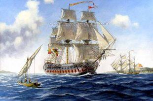 Navío de línea San Nicolás, de 80 cañones