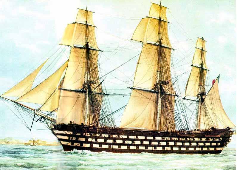 NavÍo Valmy de 120 cañones