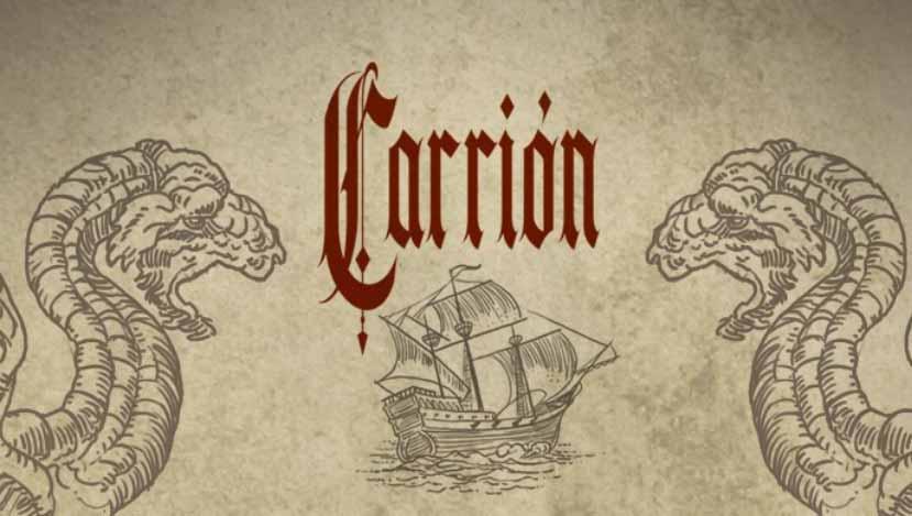 Novela Carrión