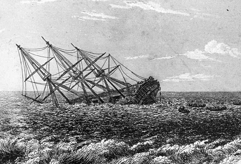 Pérdida de la fragata HMS Penelope