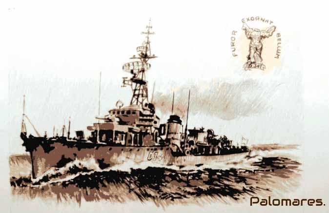 Pintura destructor D34 Furor