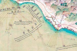 Detalle del plan de ataque a la plaza de Argel