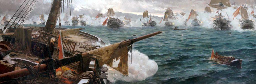 ¿Por qué se perdió la Batalla de Trafalgar?