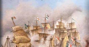 Portada de la novela Trafalgar II