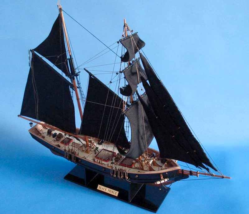 privateer Black Prince