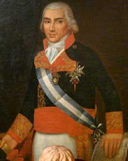 Retrato de Federico Gravina, del Museo Naval de Madrid