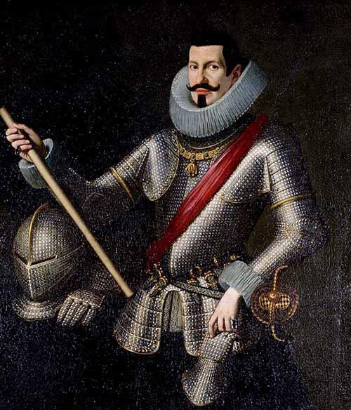 Retrato del duque de Osuna.
