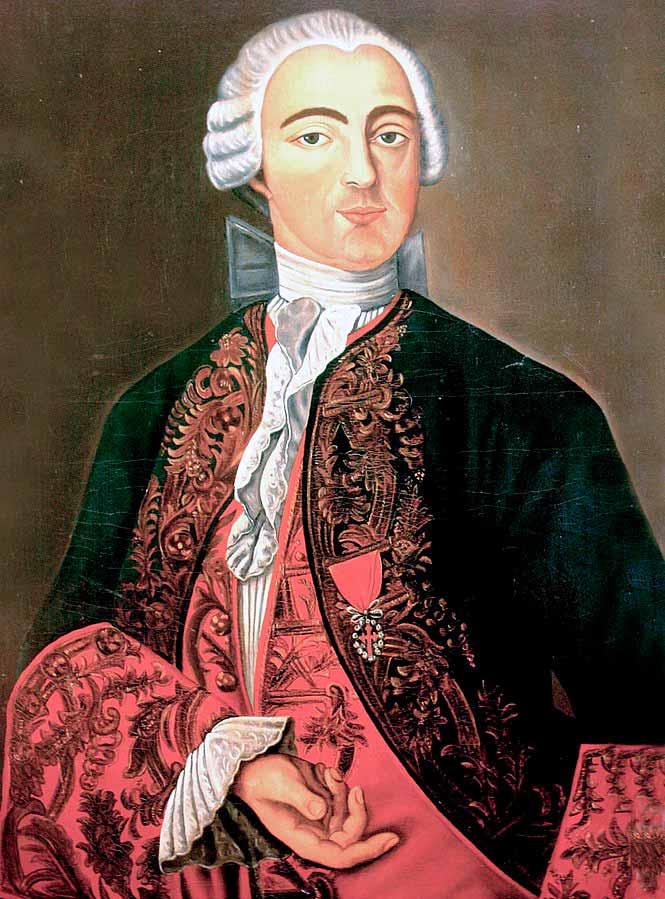 Retrato de Pedro de Cevallos